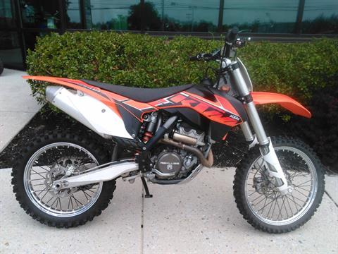 2014 KTM 350 SX-F in West Chester, Pennsylvania