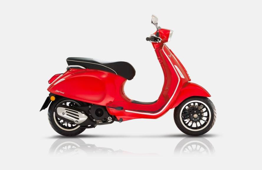 2019 Vespa Sprint 150 in West Chester, Pennsylvania