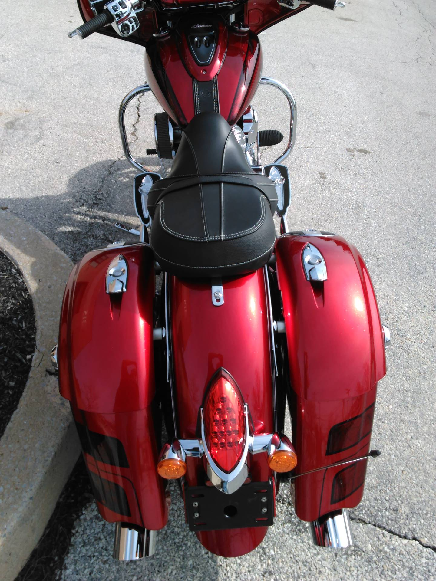 2017 Indian Chieftain® Elite in West Chester, Pennsylvania - Photo 5