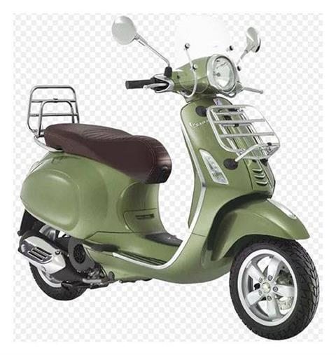 2020 Vespa Primavera 50 Touring in West Chester, Pennsylvania