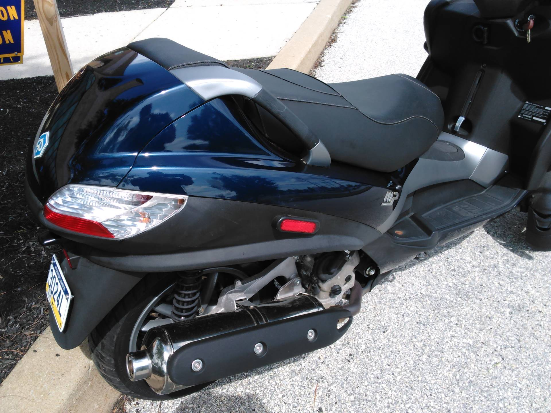 Used 2009 Piaggio MP3 400 Scooters in West Chester, PA
