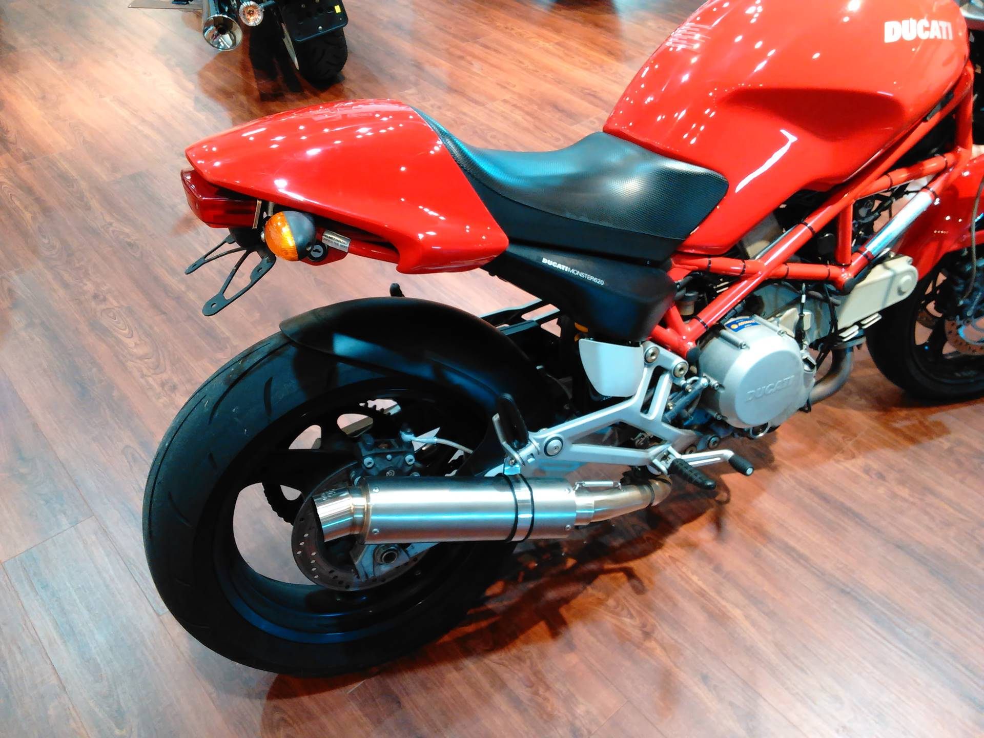 2005 Ducati Monster 620  in West Chester, Pennsylvania - Photo 2
