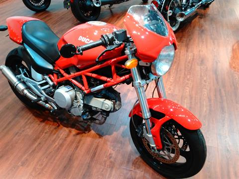 2005 Ducati Monster 620  in West Chester, Pennsylvania - Photo 3