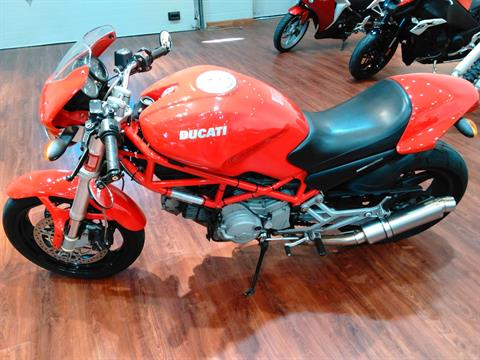 2005 Ducati Monster 620  in West Chester, Pennsylvania - Photo 4