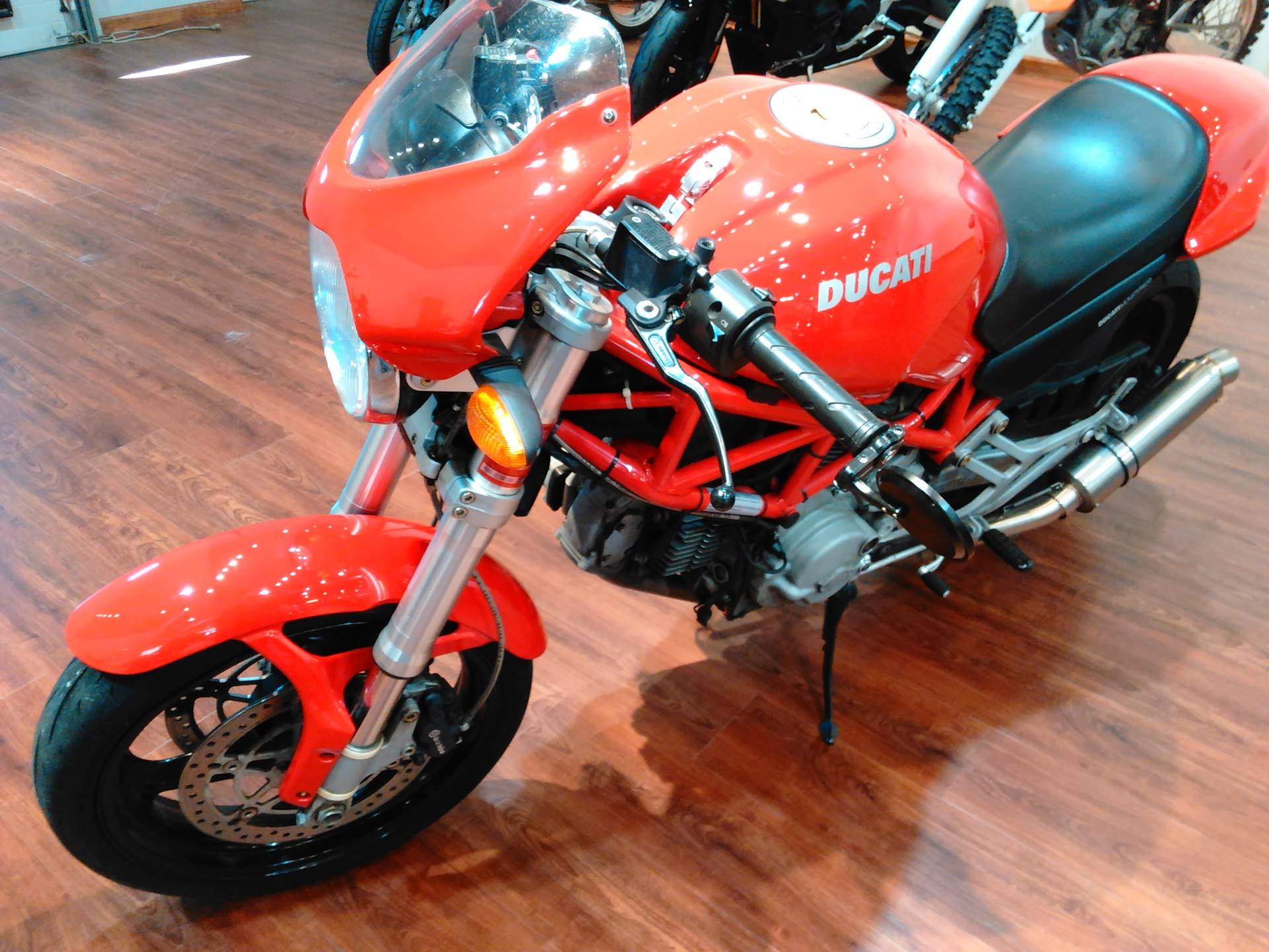 2005 Ducati Monster 620  in West Chester, Pennsylvania - Photo 5