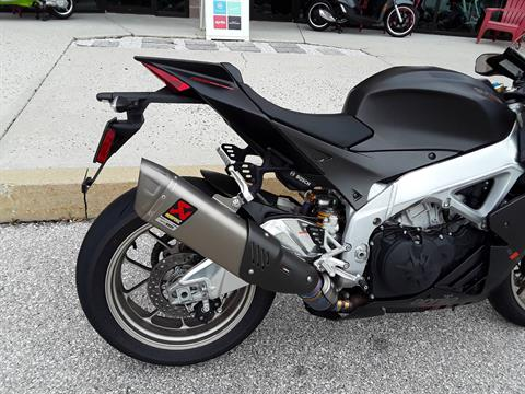 2019 Aprilia RSV4 1100 Factory in West Chester, Pennsylvania - Photo 2