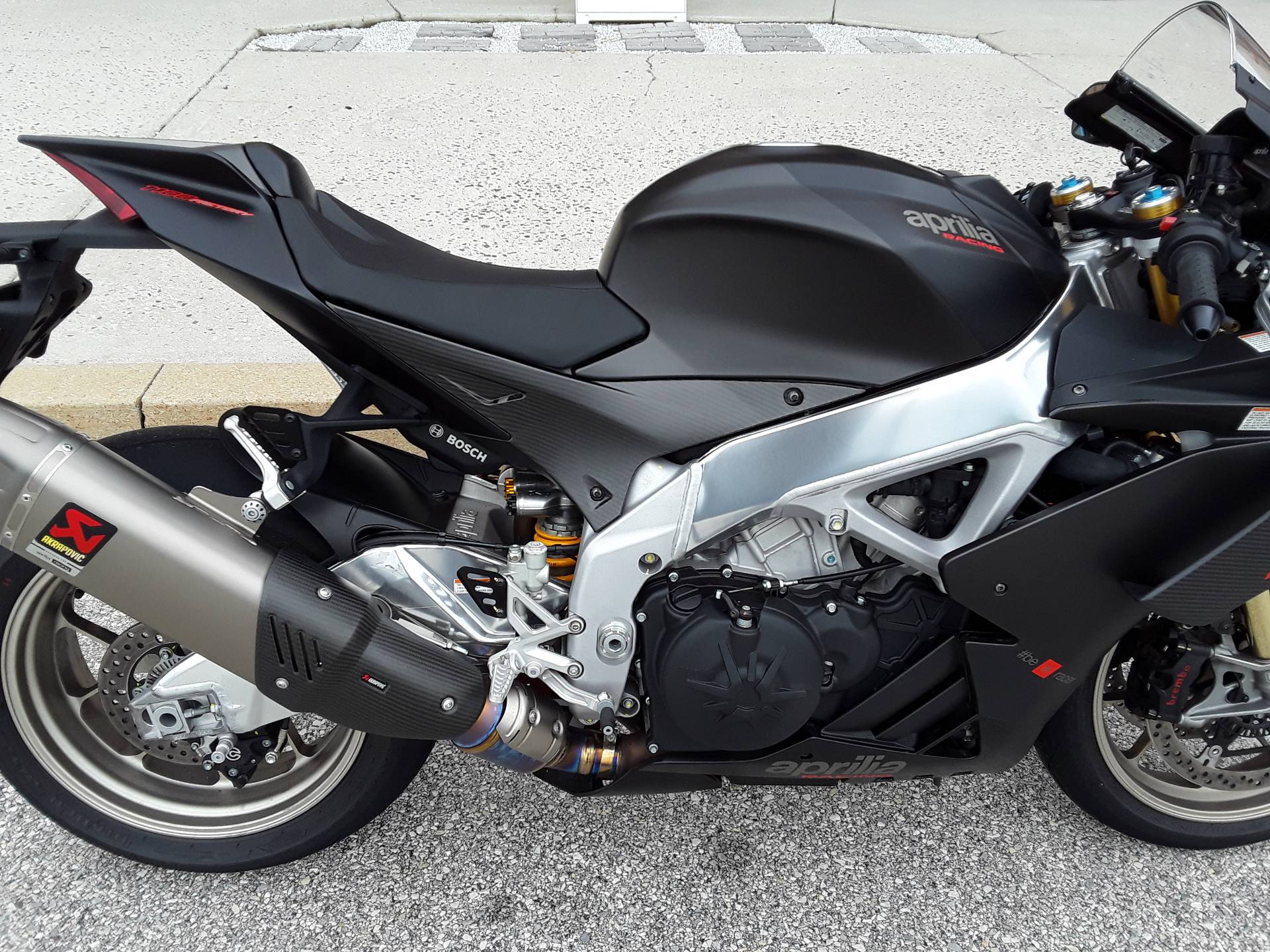 2019 Aprilia RSV4 1100 Factory in West Chester, Pennsylvania - Photo 3