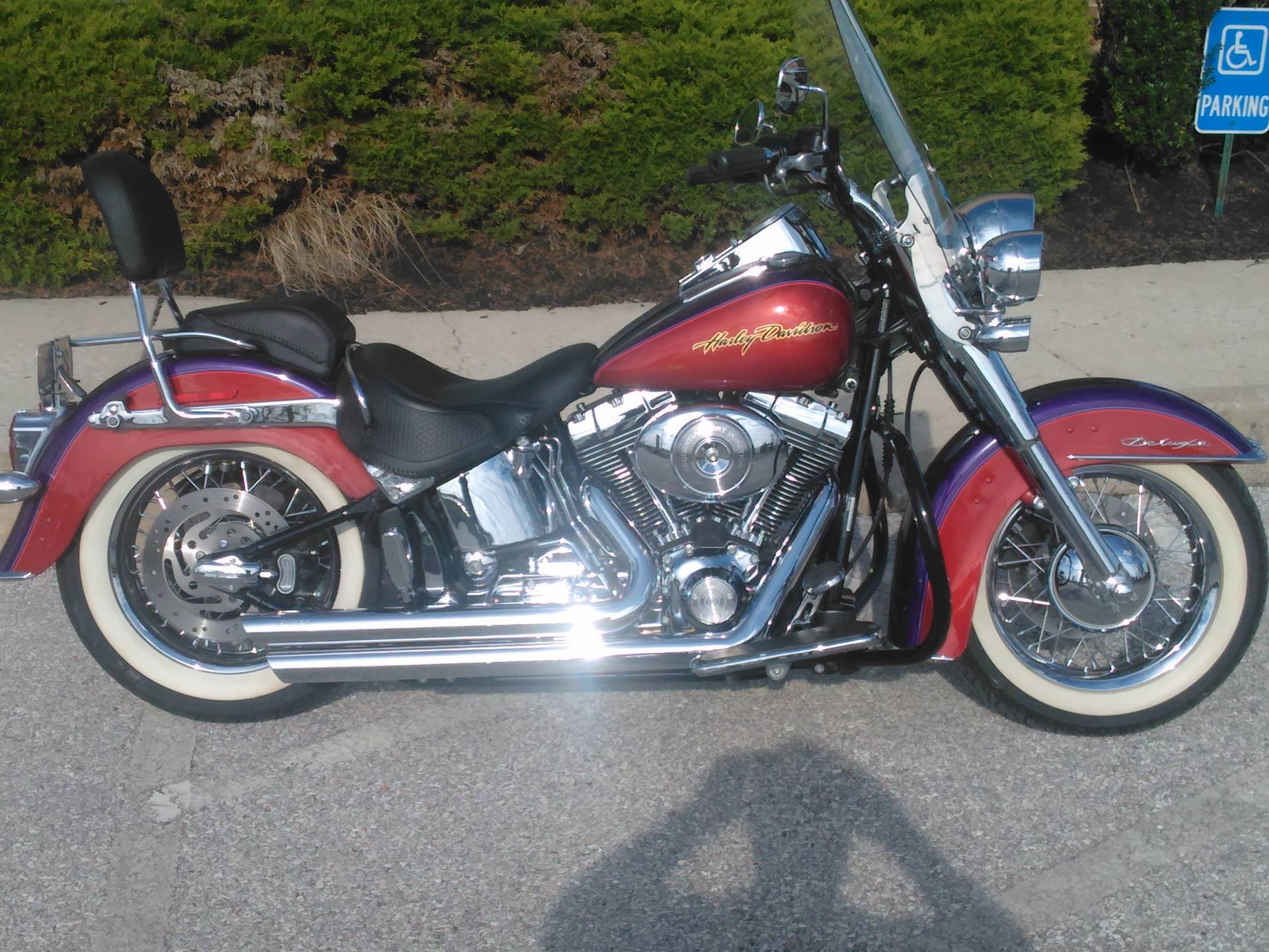 2006 Harley-Davidson Softail® Deluxe in West Chester, Pennsylvania