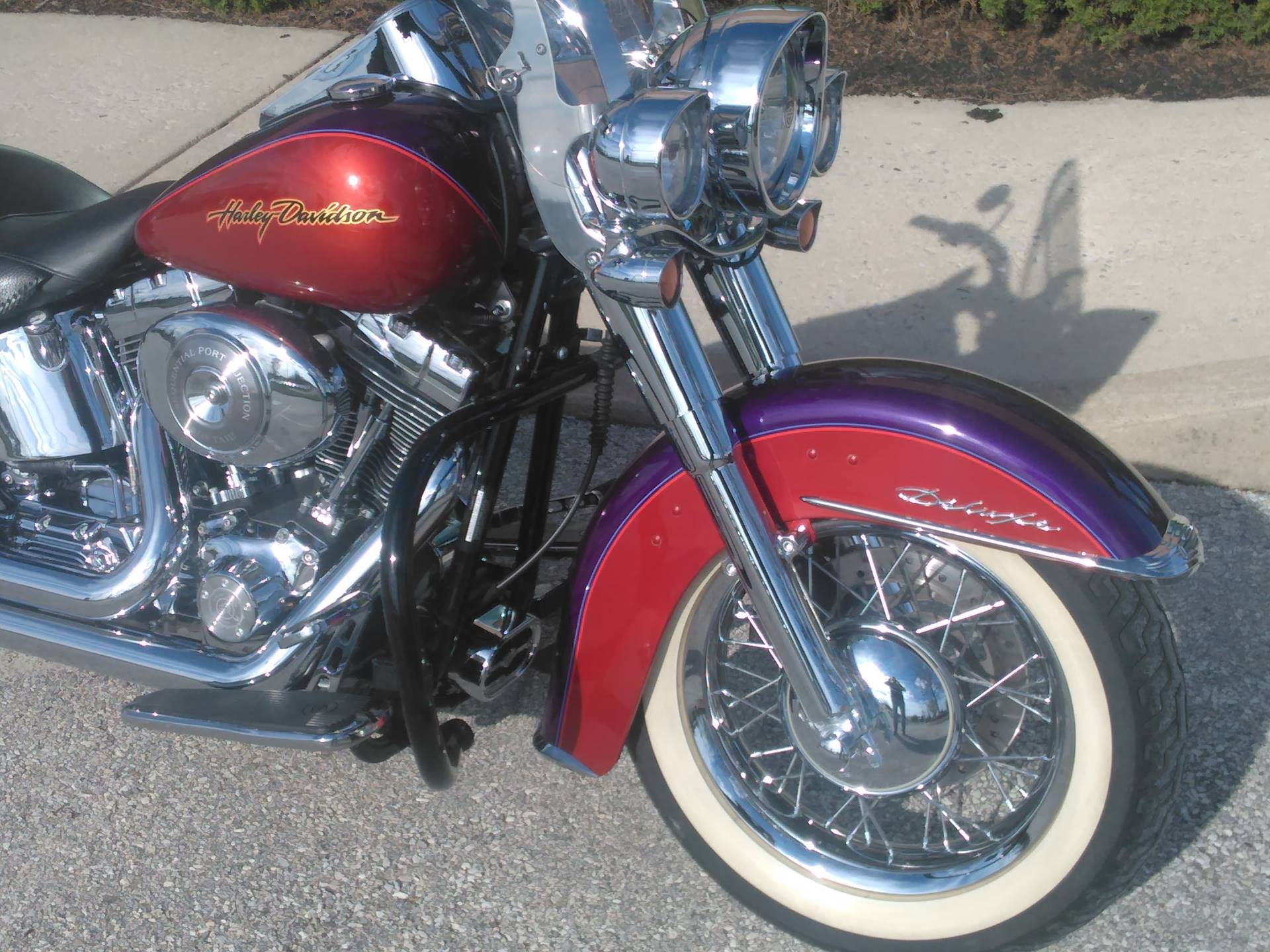 2006 Harley-Davidson Softail® Deluxe in West Chester, Pennsylvania - Photo 3