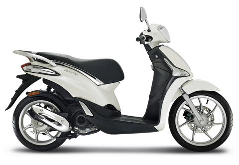 2019 Piaggio Liberty 50 iGet in West Chester, Pennsylvania