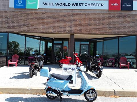 2008 Vespa LX 50 in West Chester, Pennsylvania