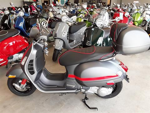 2018 Vespa GTS Super Sport 300 in West Chester, Pennsylvania - Photo 3