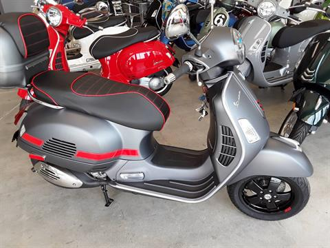 2018 Vespa GTS Super Sport 300 in West Chester, Pennsylvania