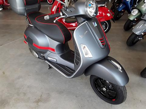 2018 Vespa GTS Super Sport 300 in West Chester, Pennsylvania - Photo 5