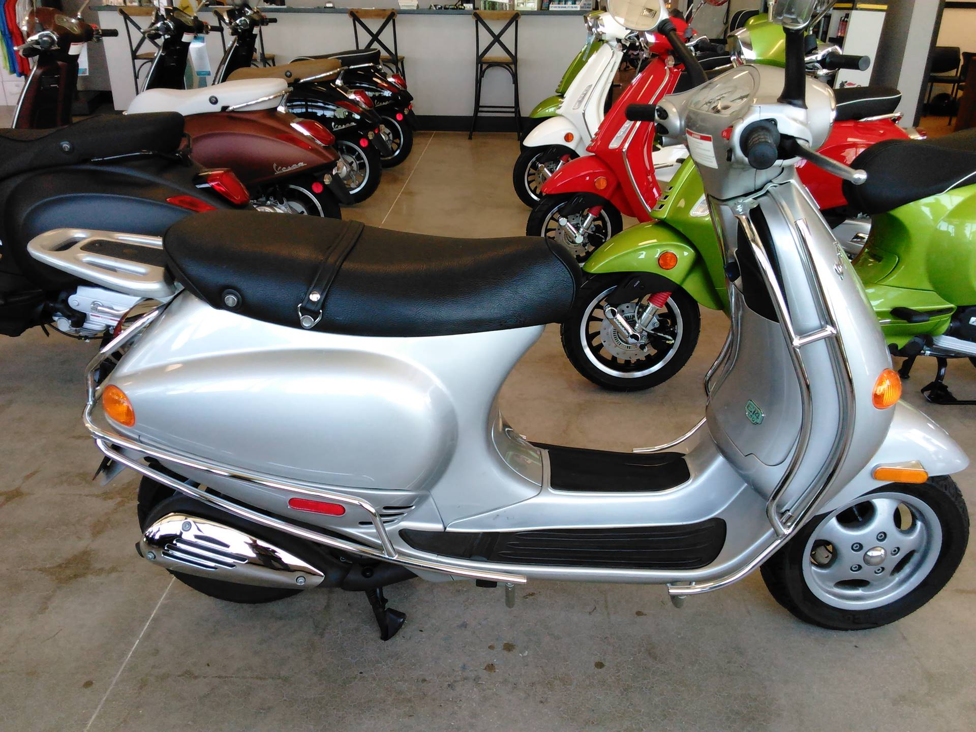 2002 Vespa ET4 in West Chester, Pennsylvania