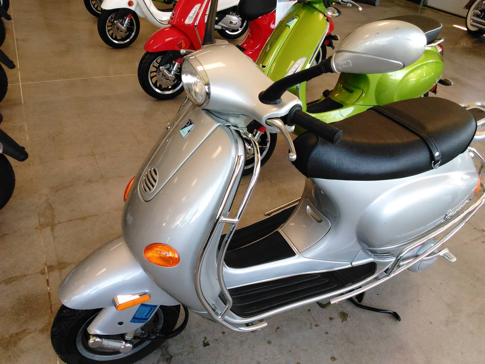 2002 Vespa ET4 in West Chester, Pennsylvania - Photo 4