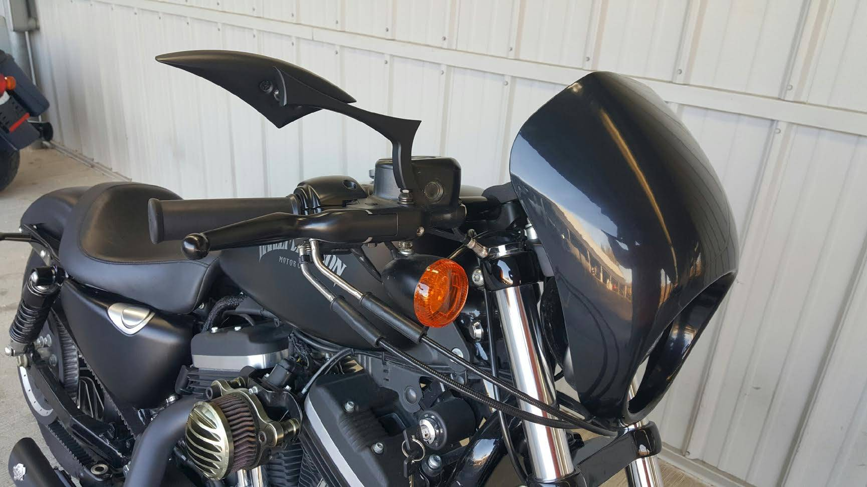 2015 Harley-Davidson Iron 883™ in Athens, Ohio