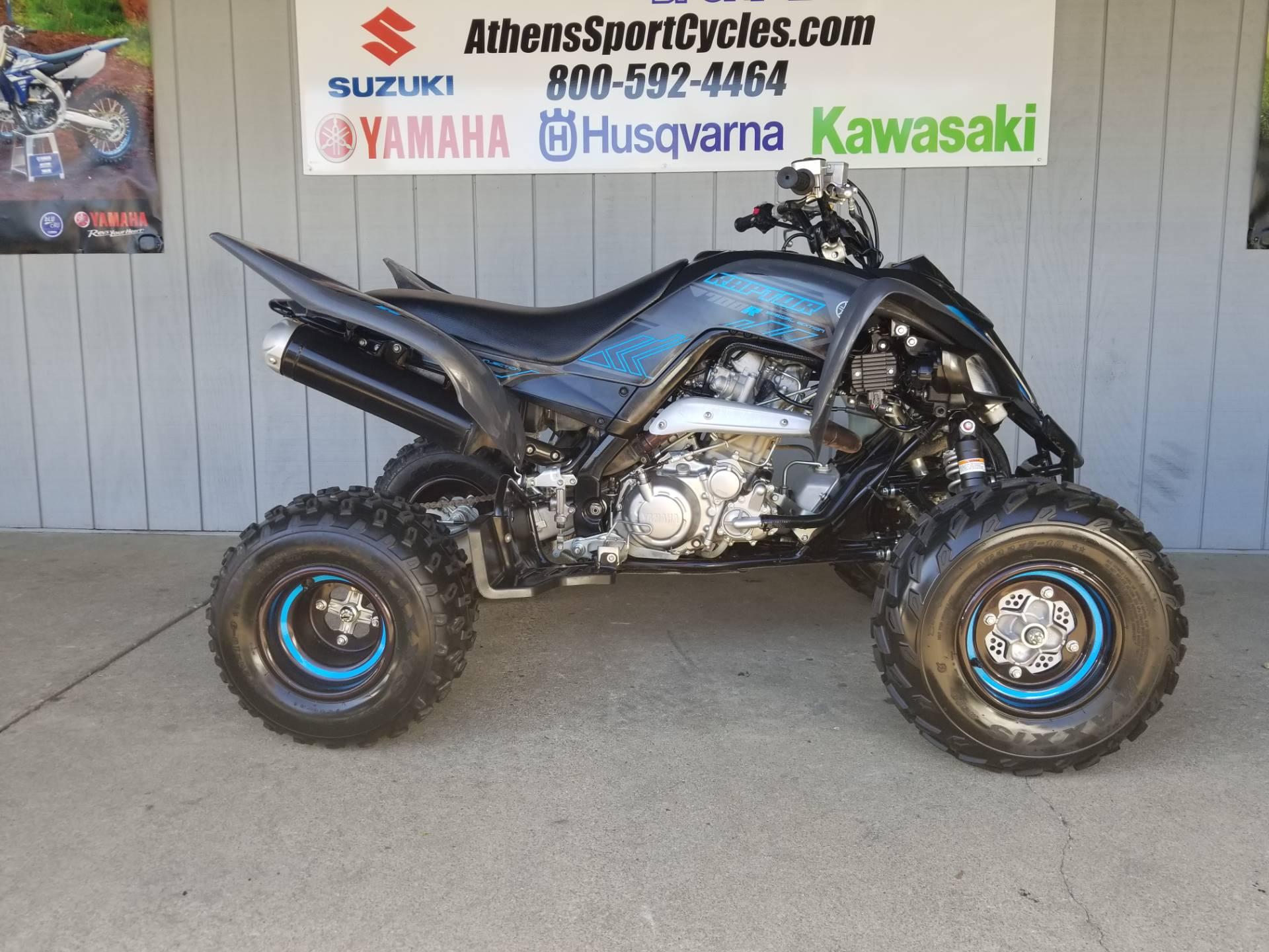 2017 Yamaha Raptor 700R SE for sale 81477