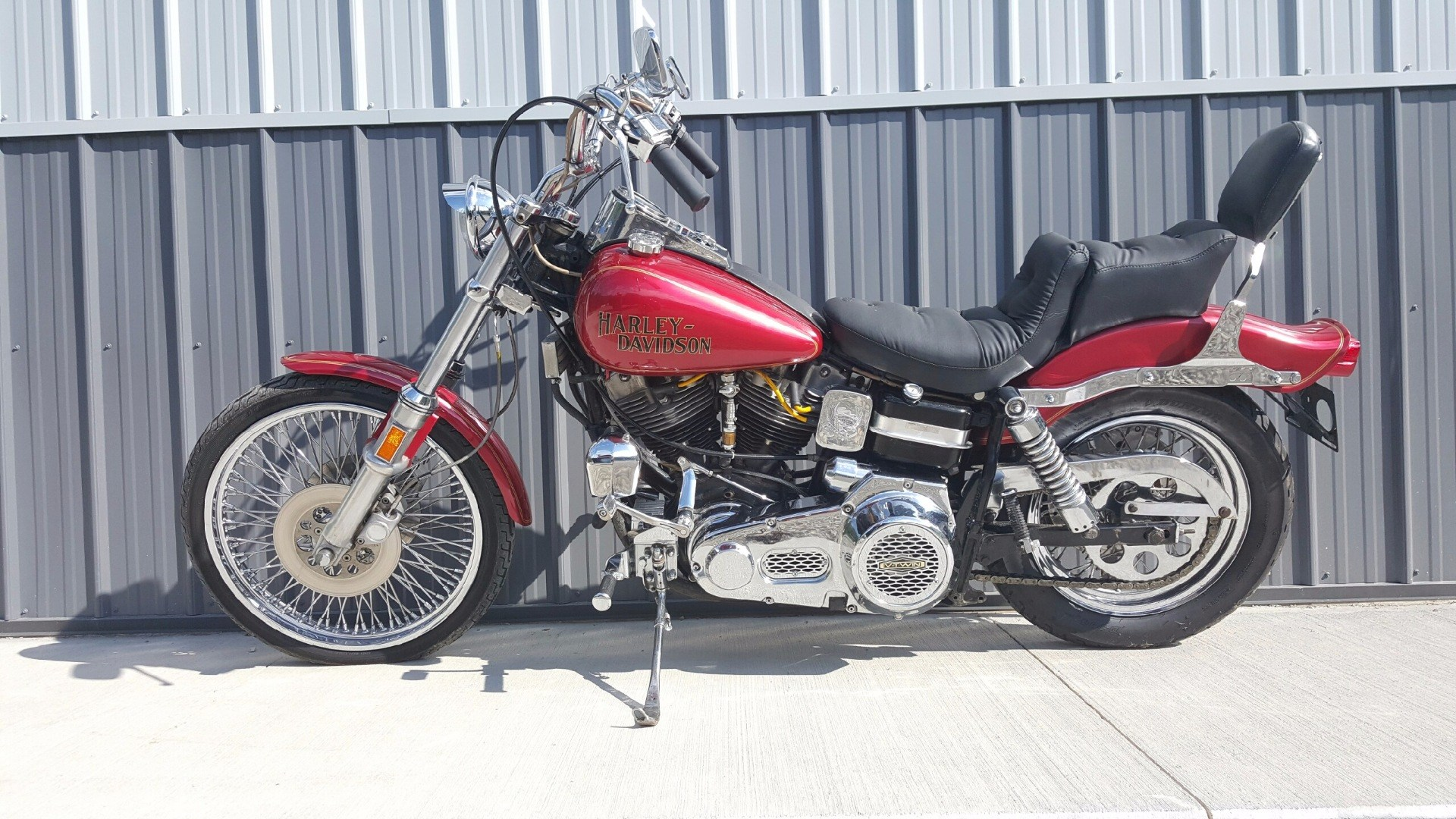 1981 Harley-Davidson WIDE GLIDE in Athens, Ohio - Photo 2