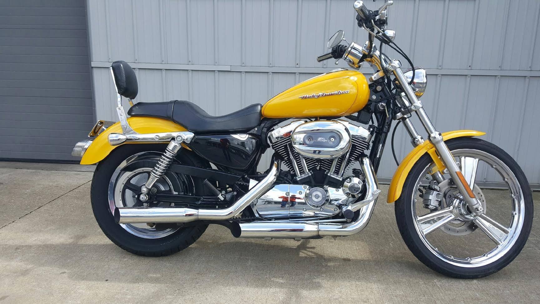 2006 Sportster 1200 Custom