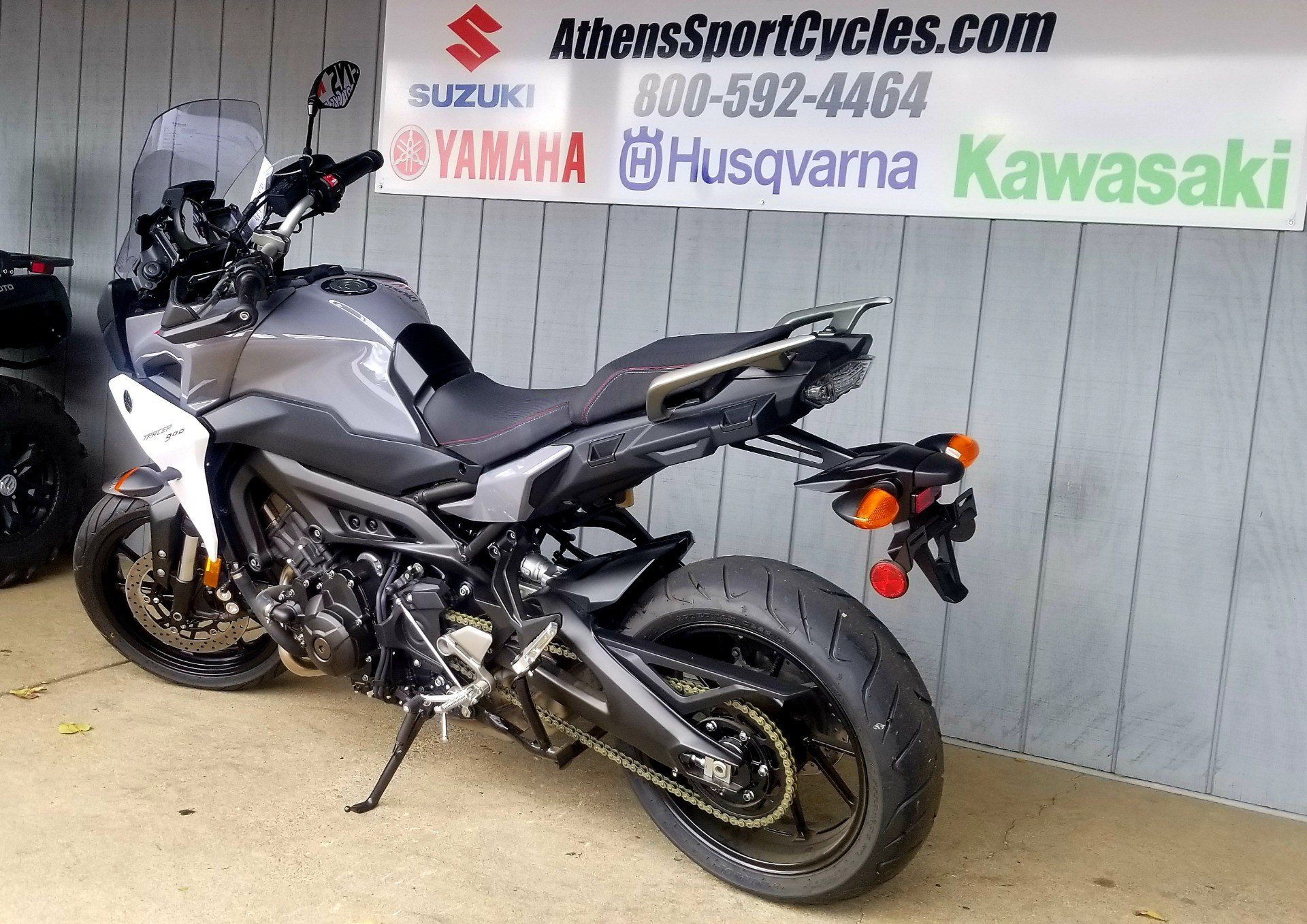 2019 Yamaha Tracer 900 in Athens, Ohio - Photo 5