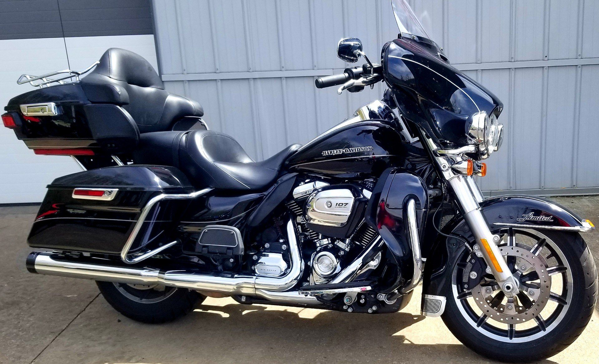 2017 Harley Davidson Ultra Limited In Athens Ohio