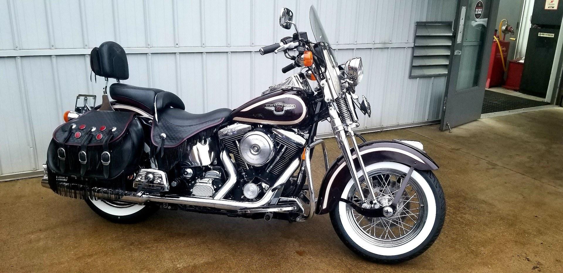 1998 Harley-Davidson HERITAGE SPRINGER SOFTAIL 95TH ANNIVERSARY for sale 13141