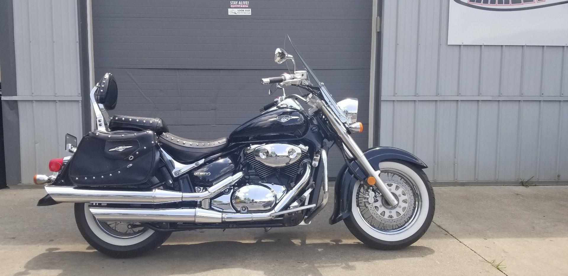 2008 Suzuki Boulevard C50T for sale 2887