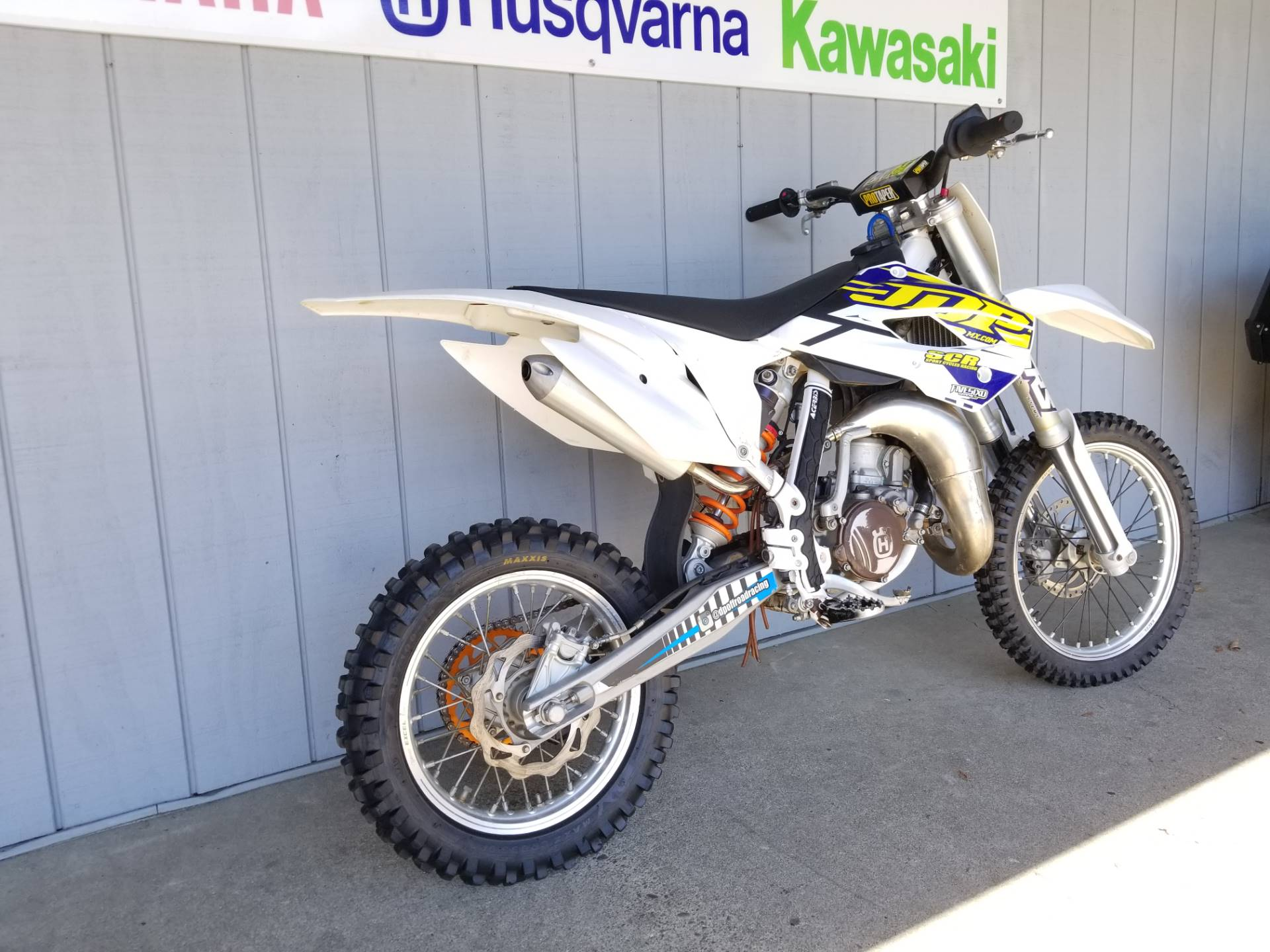2017 Husqvarna TC 85 17/14 in Athens, Ohio