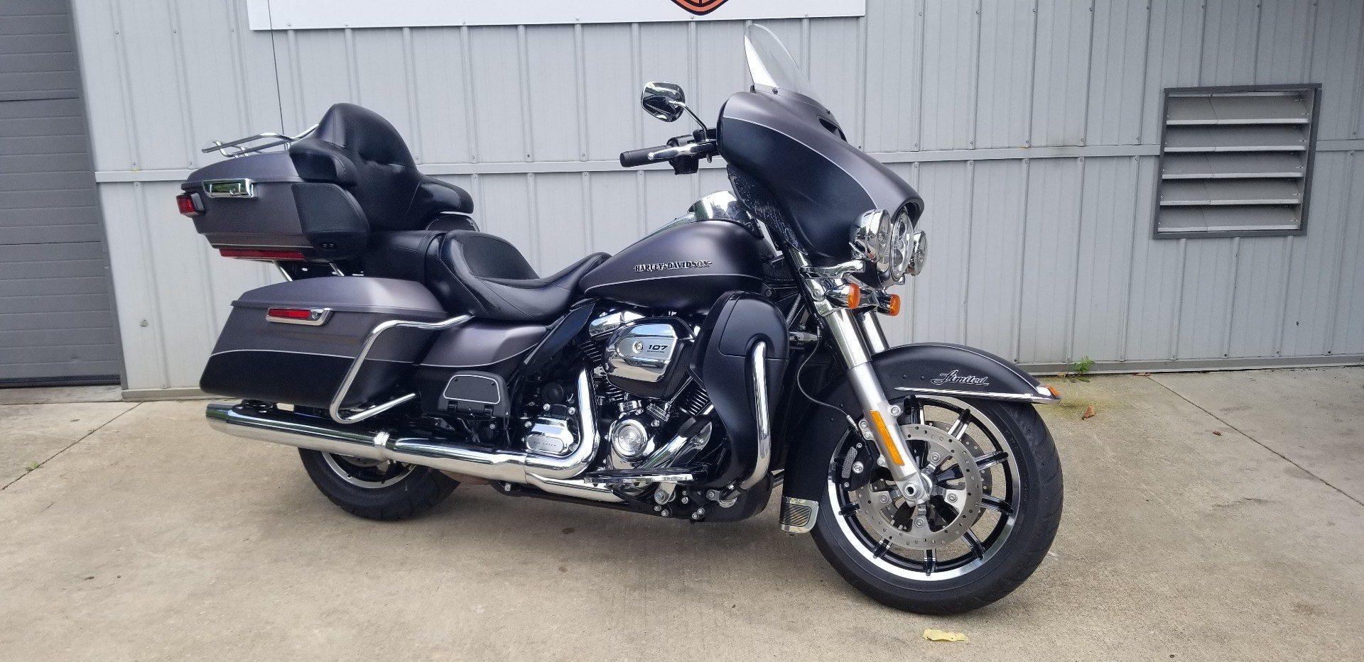 2017 Harley-Davidson Ultra Limited for sale 49215
