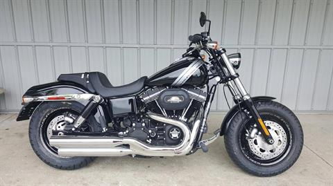2016 Harley-Davidson Fat Bob® in Athens, Ohio