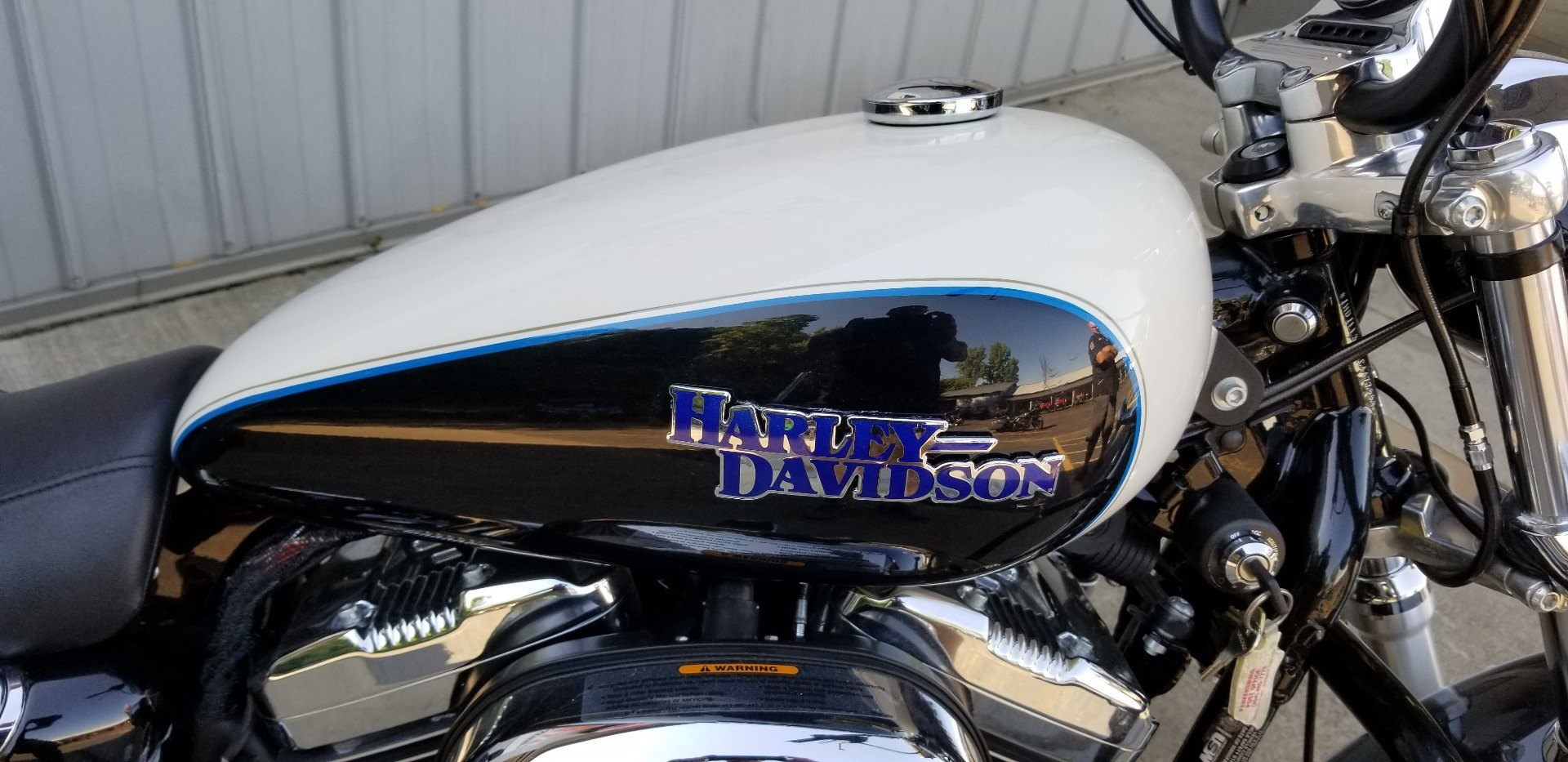 2014 Harley-Davidson SuperLow® 1200T in Athens, Ohio