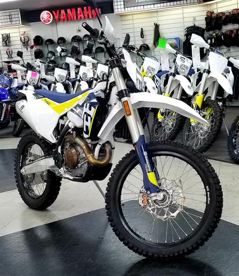 2018 Husqvarna FE 450 in Athens, Ohio
