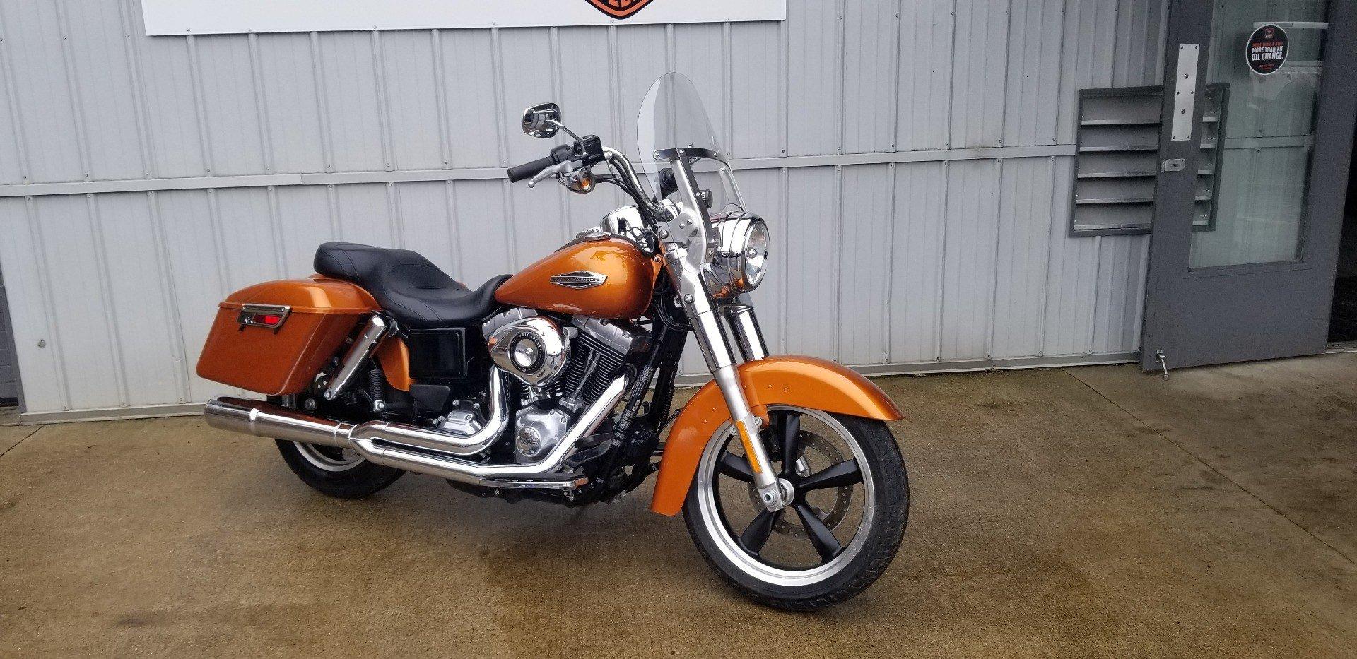 2014 Harley-Davidson Dyna Switchback for sale 12289