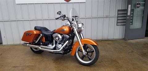 2014 Harley-Davidson Dyna® Switchback™ in Athens, Ohio