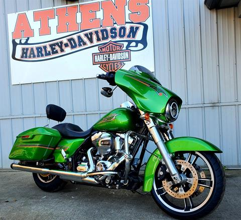 2015 Harley-Davidson Street Glide® in Athens, Ohio - Photo 1