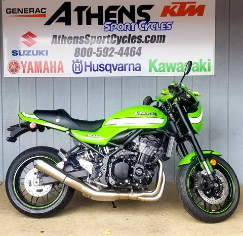 2019 Kawasaki Z900RS Cafe in Athens, Ohio