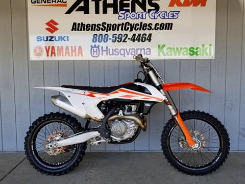 2016 KTM 450 SX-F in Athens, Ohio