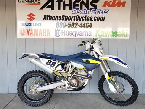 2016 Husqvarna FE 350 in Athens, Ohio