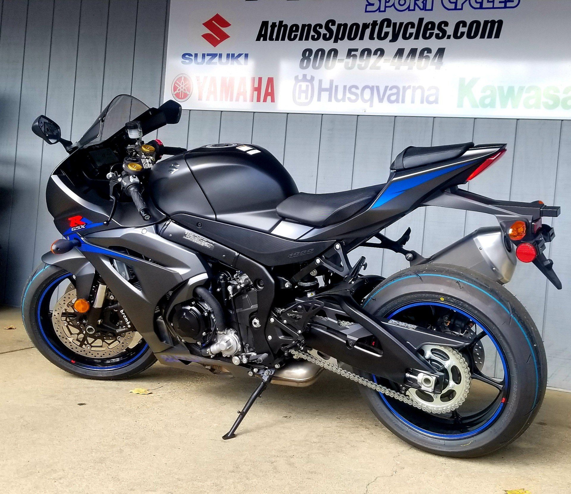 2018 Suzuki GSX-R1000R in Athens, Ohio - Photo 6