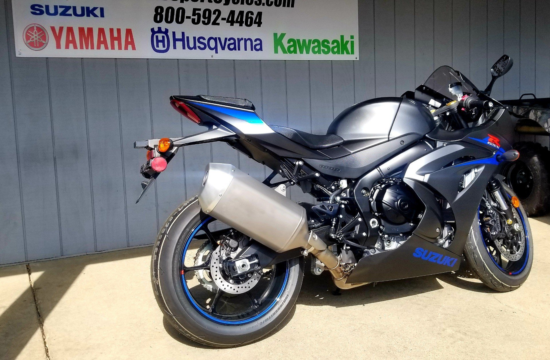 2018 Suzuki GSX-R1000R in Athens, Ohio - Photo 3