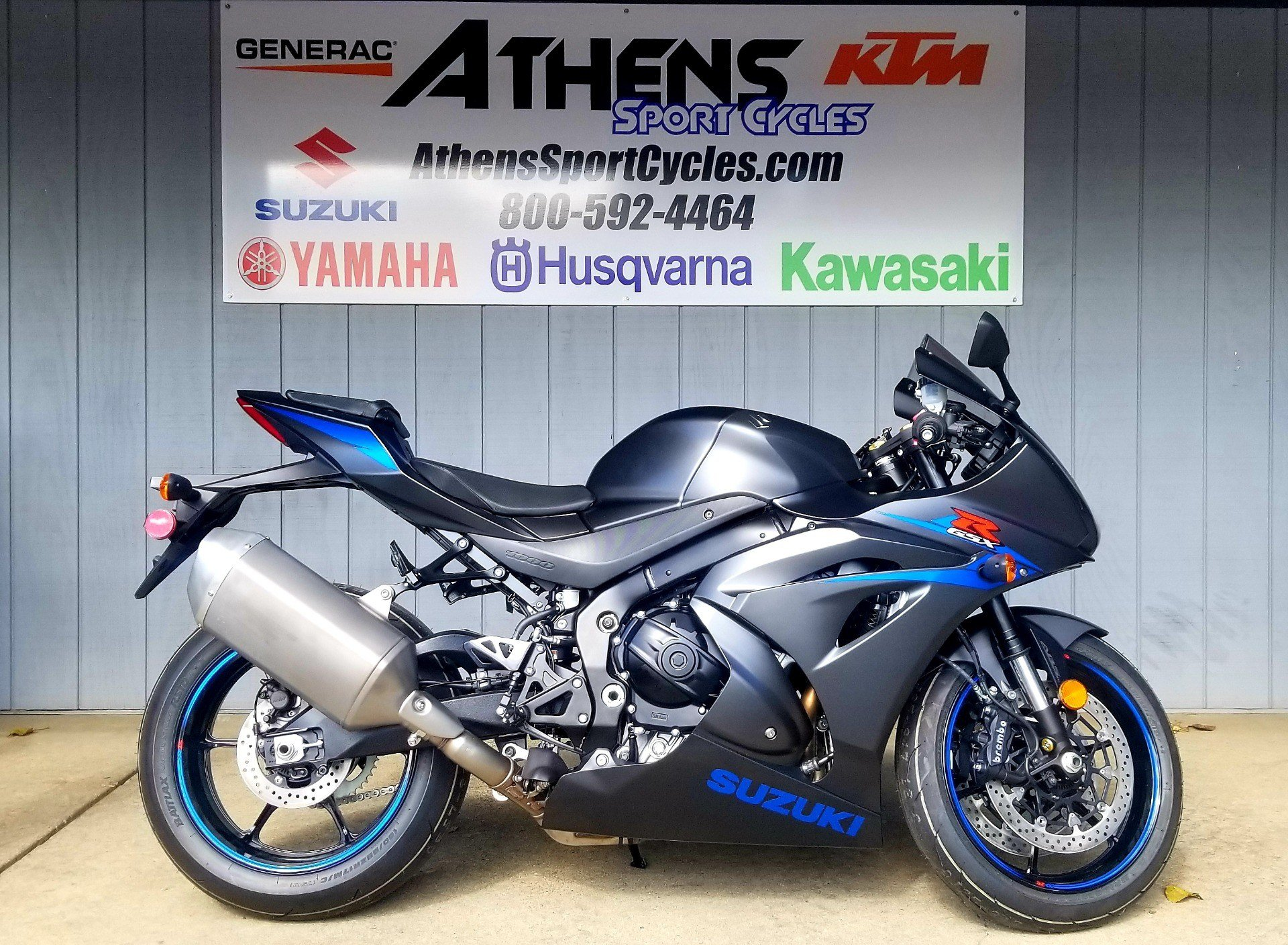 2018 Suzuki GSX-R1000R in Athens, Ohio - Photo 1