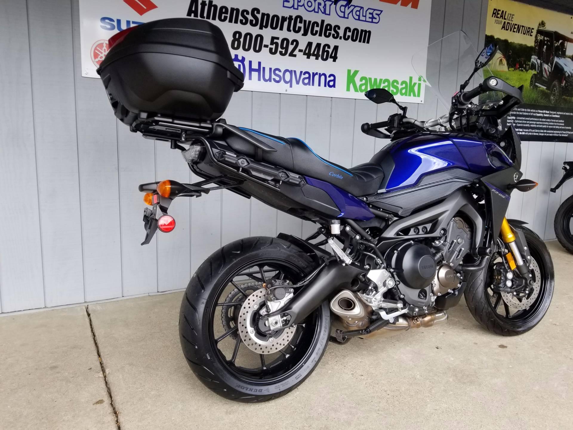 2017 Yamaha FJ-09 2