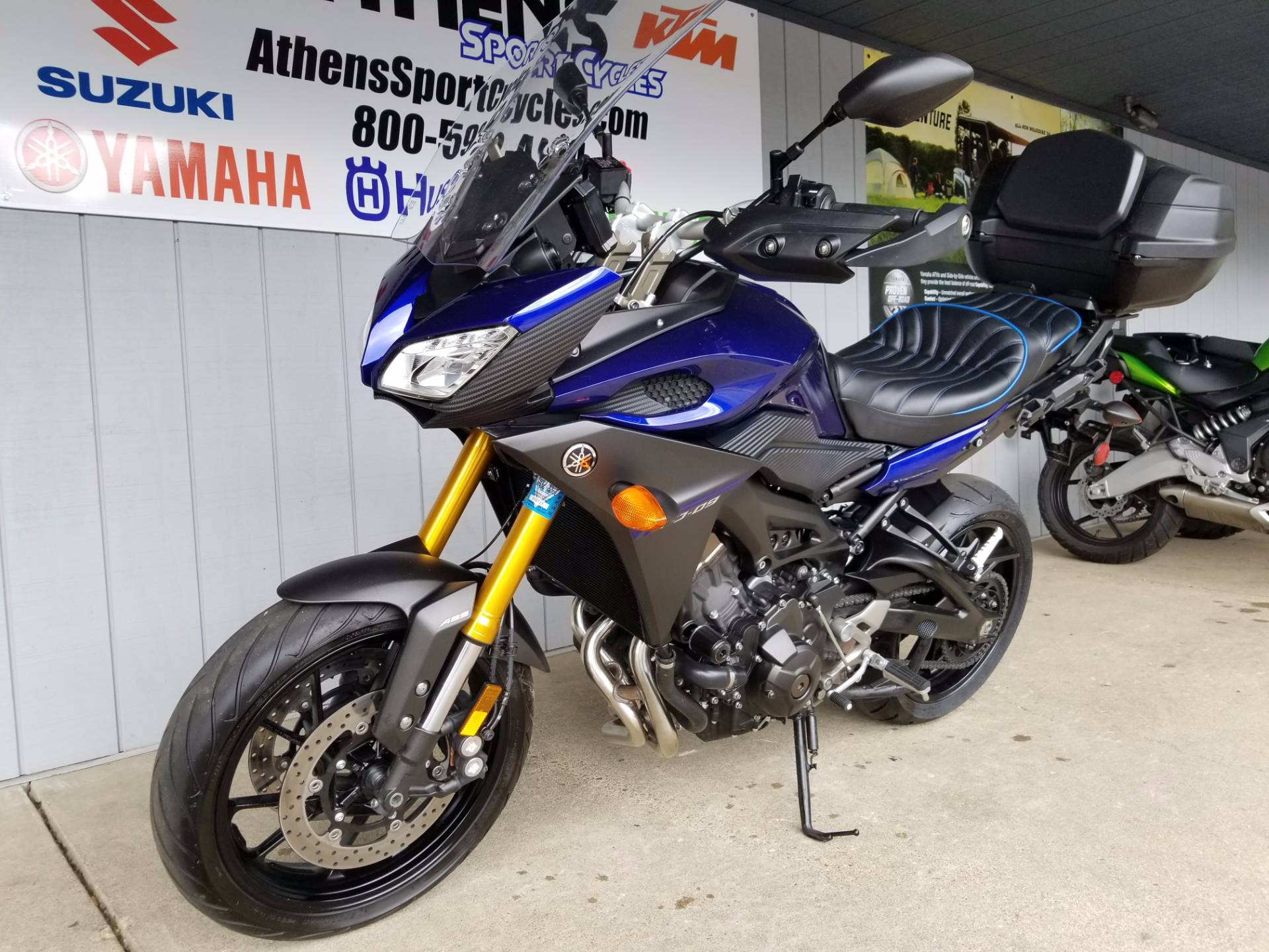 2017 Yamaha FJ-09 8