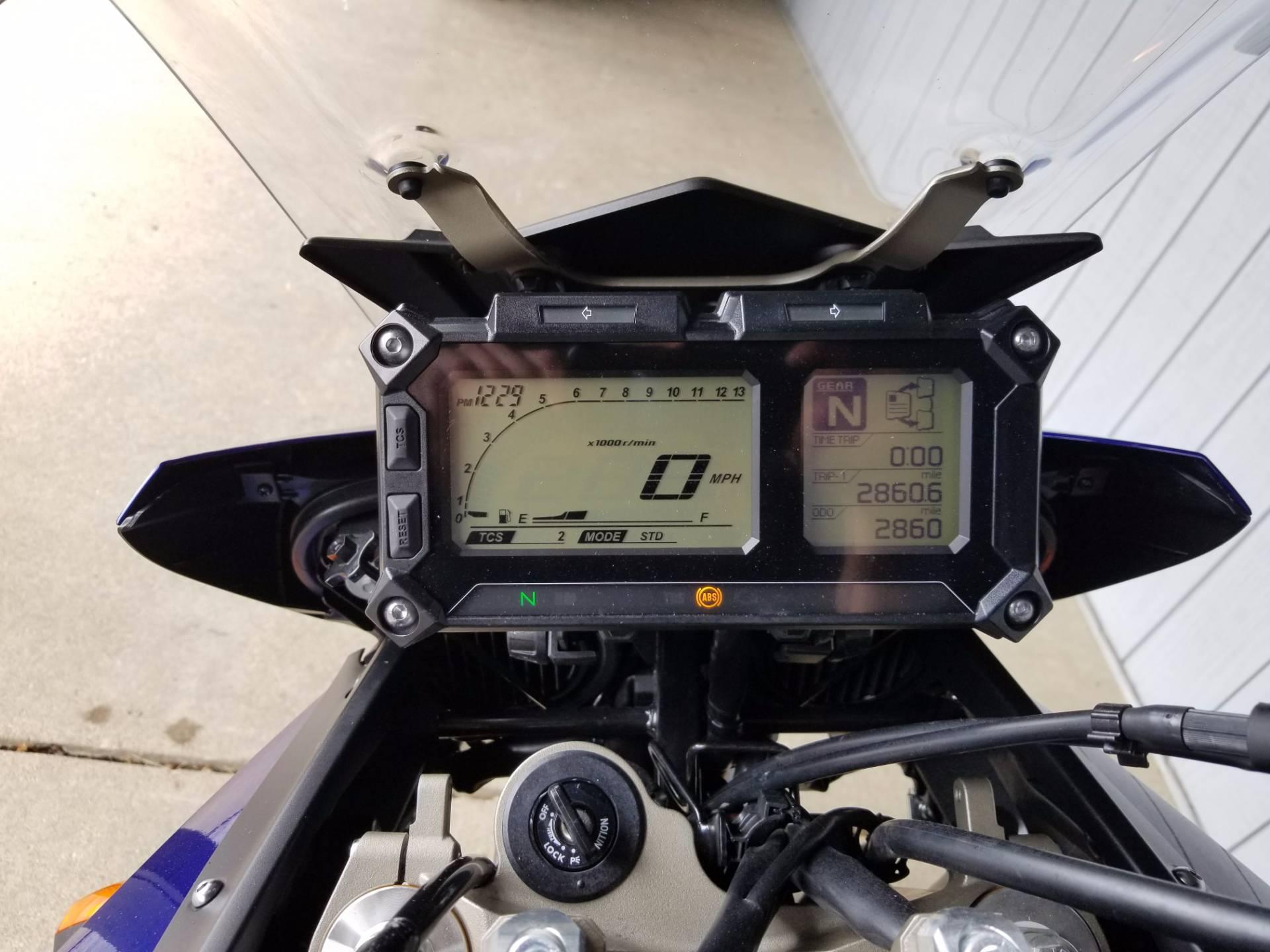 2017 Yamaha FJ-09 10