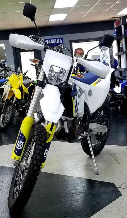 2018 Husqvarna FE 250 in Athens, Ohio