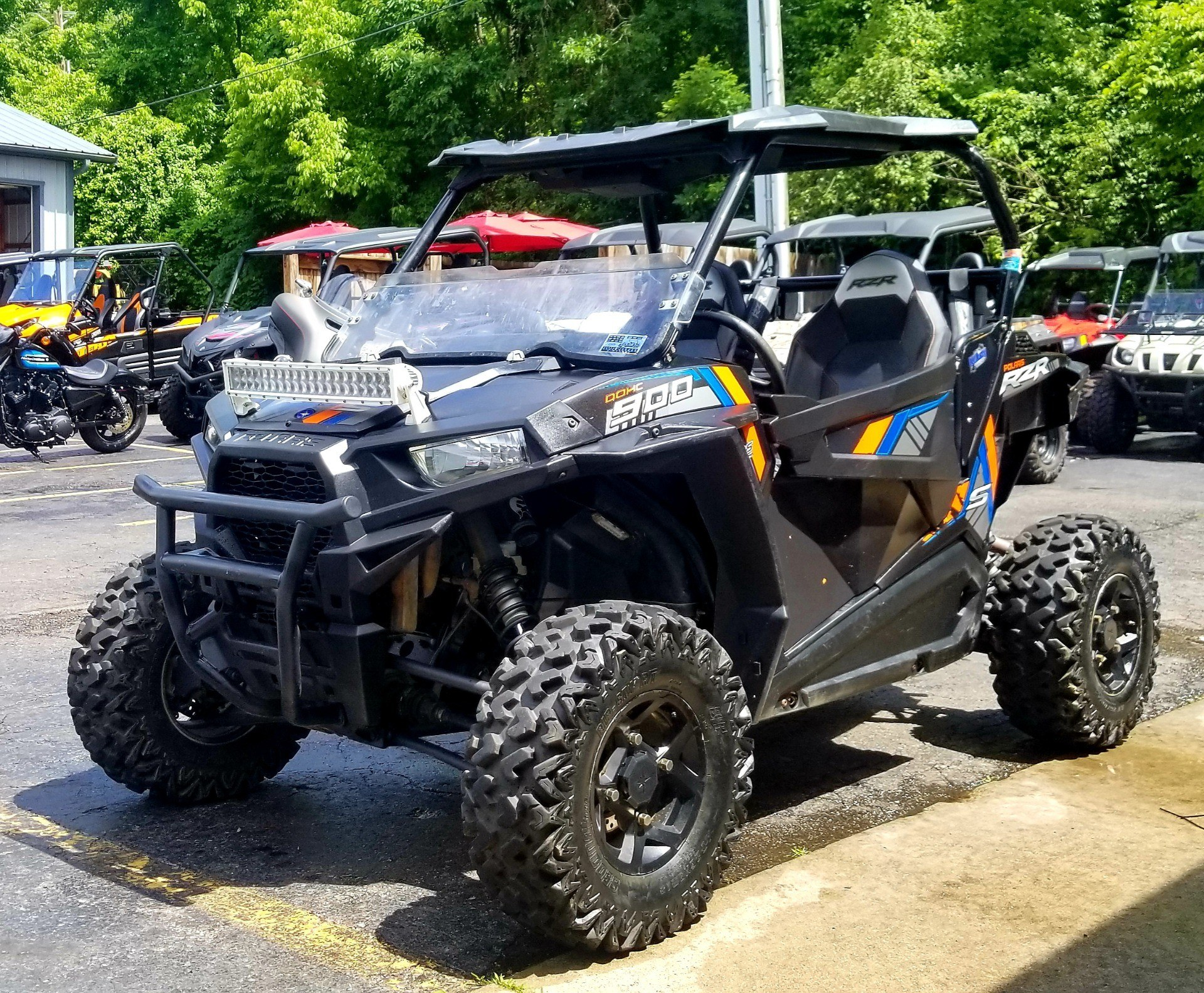 2015 Polaris RZR® S 900 EPS in Athens, Ohio - Photo 1