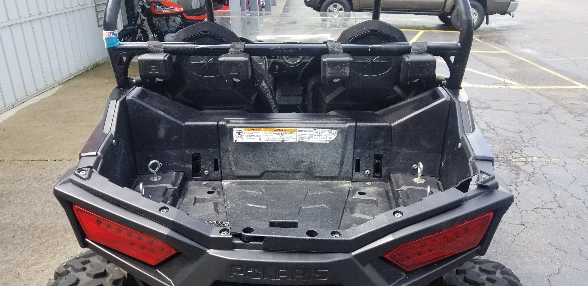 2015 Polaris RZR® S 900 EPS in Athens, Ohio - Photo 6