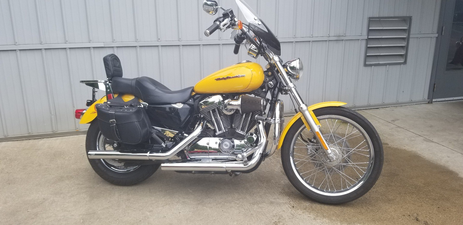 2007 Harley-Davidson Sportster 1200 Custom for sale 59857