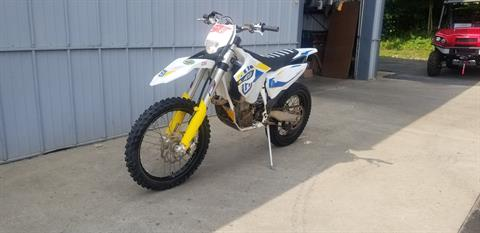 2014 Husqvarna FE 501 in Athens, Ohio